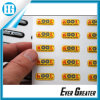 UV Resistant 3D Domes Label Stickers