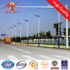 Feu de signalisation solaire de LED Polonais Emk-Usu96 pour la sécurité routière