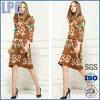 2016 Soem Autumn und Winter Cotton Fashion Ladys Dress