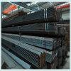 Ángulo suave del acero del carbón laminado en caliente negro ASTM A36 Q235 Ss400
