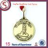 Медаль марафона 5k спорта поставкы идущее с тесемкой