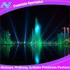 Progetto di galleggiamento funzionante di controllo di programma di musica della fontana