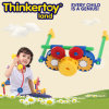 KidのためのハンサムなSunglasses Model Puzzle Educational Toys