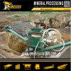 El manganeso mina húmeda pesada del tratamiento de metales tambor magnético separador de rodillos