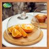 Bandeja de Alimentos con cubierta de cristal