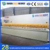 QC12y 유압 온화한 강철 플레이트 깎는 기계