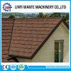 집은 아연 기와 고품질 건축재료를 지붕널로 인다