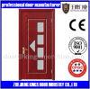 Prix intérieur domestique de porte de salle de bains de PVC d'oscillation