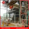 Prensa de filtro automática de membrana para el tratamiento de aguas residuales