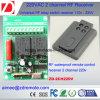 receptor y transmisor de 2channel 220V 433MHz RF