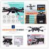 2017 사진기를 가진 새로운 2.4G 4CH 6 축선 5.8g Fpv Cheerson 무인비행기 원격 제어 헬기 Cx 32 RC WiFi Quadrocopter