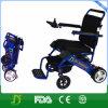 小型のスマートな折りたたみの携帯用電動車椅子