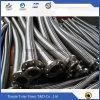 Manguito del metal flexible del acero inoxidable con el borde