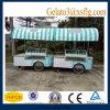 - Bici del empuje del helado de 20 grados para el carro de la venta del carro de Gelato del congelador del helado de la venta/