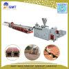 Ligne composée en plastique en bois de machine du panneau PE/PP/PVC de forces de défense principale