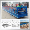 Rolo de aço da telha de telhado de 750 cores que dá forma à máquina para a empresa de pequeno porte em casa