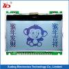 128*64 LCD met het Weerstand biedende Scherm van de Aanraking + Compatibele Software