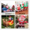 Aufblasbares Weihnachten Decoretion mit Weihnachtsmann