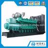 Cadre ouvert 1200kw / 1500kVA Ensemble de générateur diesel Yuchai industriel