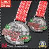 Medallas del precio de fábrica de encargo de esmalte suave del deporte
