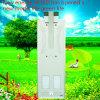 Catalogue des prix solaire de réverbère du constructeur DEL de la Chine pour la lampe de jardin