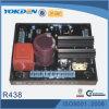 R438 자동 전압 조정기 발전기 AVR