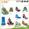 Ligação em ponte inflável do PVC do vaqueiro de Guangzhou para Todders