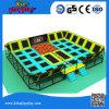 Muti-Функция Kidsplayplay ягнится большой крытый скача парк Trampoline Bungee