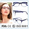O vidro do olho da forma molda vidros óticos do Eyeglass do acetato
