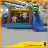 子供(AQ07166)のためのスライドとの猿の主題の膨脹可能なコンボ