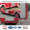 euro 4 del camion dei vigili del fuoco della gomma piuma di 4ton Dongfeng