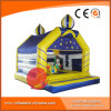 Aufblasbarer Überbrückungsdraht-Haus-Clown-Prahler für Kinder mit Dach (T1-006B)