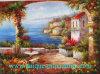 Pittura a olio Handmade di Landscape per Wall Decoration