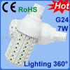 De LEIDENE van de hoge Macht G24/E40/E39 /E27/E26/B22 Bol van het Graan