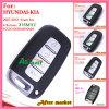 Slimme Verre Sleutel voor AutoKIA met Knopen 315MHz 3