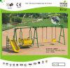 OpenluchtdieSchommeling en Dia de de Van uitstekende kwaliteit van Kaiqi voor de Speelplaats van Kinderen wordt geplaatst (KQ10193B)