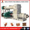 全赤レンガの工場が付いている高品質の粘土の煉瓦押出機
