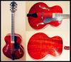 Mahogany гитара джаза с твердой древесиной (YZ-28A)