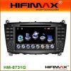 ベンツのCクラスのW203/GクラスVagm/C-Clc (HM-8731G)のためのHifimax車DVD