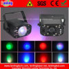 3W RGB Mini Indoor LED Flash Light mit Strobe