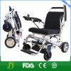 Justierbarer Gegenständer-Ultralight Mg-Falten-elektrischer Strom-Rollstuhl des neuen Produkt-2017