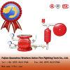 De hete Verkopende Natte Klep van de Controle van het Alarm voor het Systeem van het Brandalarm