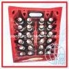 Sacs découpés avec des matrices tissés par pp (ENV-PVB031)