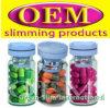 Comprimidos Slimming da rotulagem confidencial dos comprimidos da dieta da perda de peso