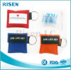 Boca-a-boca Filtro CPR Máscara facial Shield