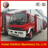 Isuzu 4X2 Water and Foam Tanker Fire Fighting Truck