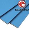 GLOBOND franco ignifugan el panel compuesto de aluminio (PF-461 azules claros)