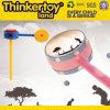 Jouet en plastique d'intelligence d'éducation pour les jouets magnétiques de bloc de gosses