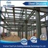 Edificio ligero de la estructura de acero del marco de acero
