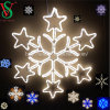 2016新しい第2 Motif Snowflake 60cm Snowflakes LED Christmas Decorating